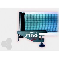 Stag Expert ITTF Approved Net/Post Set