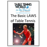 Table Tennis Home Rules