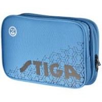Stiga Hexagon Double Wallet  Case