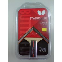 Butterfly Stayer CS 1800 Table Tennis Racket