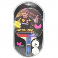 Butterfly Timo Boll 2000 Table Tennis Bat