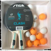 STIGA  Four Player Table Tennis Set