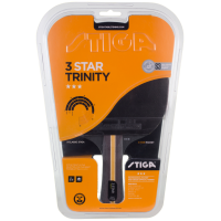 Stiga Trinity 3 Star Table Tennis Racket