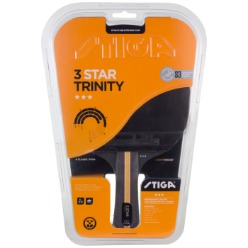 Stiga Trinity 3 Star Table Tennis Racket