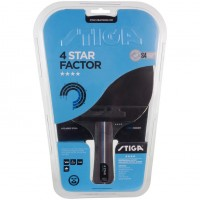 Stiga 4 Factor Table Tennis Racket