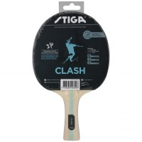 Stiga Hobby Clash  Table Tennis Bat. ITTF approved