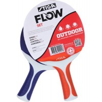 Stiga Flow outdoor Table Tennis Bat Set