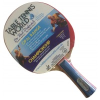 Table Tennis World  Championship Bat OPAL RANGE