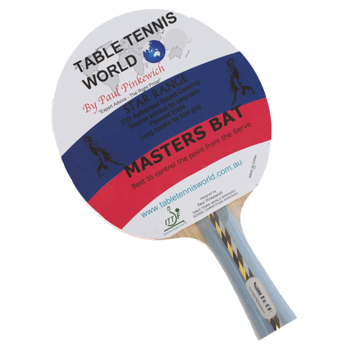 Table Tennis  Masters Table Tennis Bat