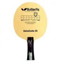 Butterfly Balsa Carbo X5 Blade