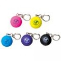 Butterfly Colour Ball Key Holder