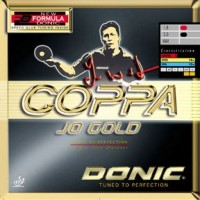 Donic Coppa JO Gold Rubber