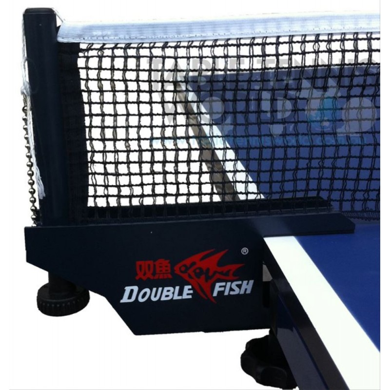 Net and post sets double fish international ittf app for Fish table app