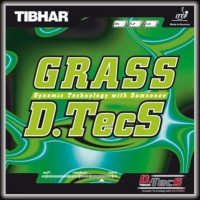 Tibhar Grass D.TecS P/Out Rubber