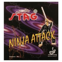 Stag Ninja Attack Rubber
