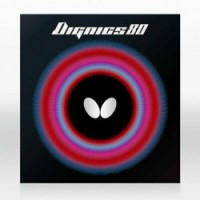 Butterfly Dignics 80 Table Tennis Rubber