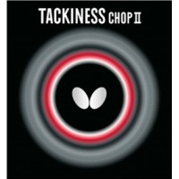Butterfly Tackiness Chop 2 Rubber
