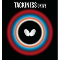 Butterfly Tackiness 21 Drive Rubber