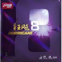 Hurricane 8 Rubber