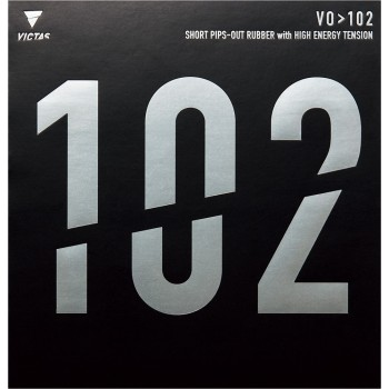 Victas VO>102 Pips Out Table Tennis Rubber