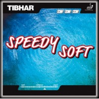Tibhar Speedy Soft  Rubber