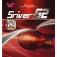 Butterfly Sriver G2 Rubber