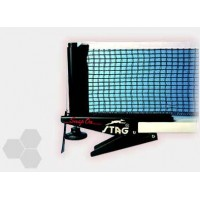 STAG Snap On ITTF Approved Net/Post set
