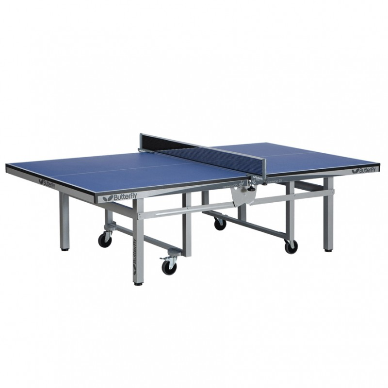 Table Tennis Tables Indoor Butterfly Centrefold Table