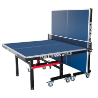 Double Fish 25mm International Roller Table Tennis Table