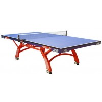 Double Fish Model 328 ITTF Approved Table