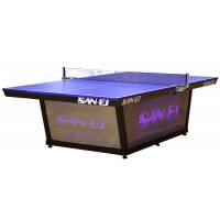 San-Ei Show Court Table Tennis Table