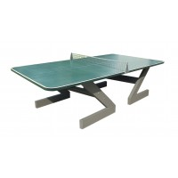 Stag Concrete Table Tennis Table