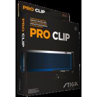 Stiga Pro Clip Net and Post set