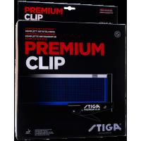 Stiga Premium Clip Net and Post Set