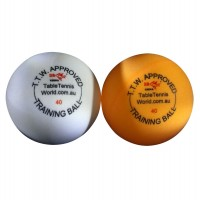 Table Tennis Ball x 12 Home Competiton Balls