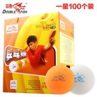 Double Fish 1 Star Deluxe Training Balls (100)