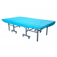 "Table Tennis World ""DOUCHES""  Horizontal,Vertical Table Cover , 20cm,WR"