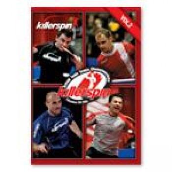 Killerspin Arnold Volume 2 DVD