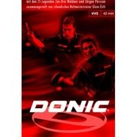 Donic DVD: Techniques,Tactics,Tricks 2