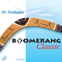 Dr Neunauer Boomerang Classic P/Out Rubber