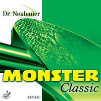 Dr Neubauer Monster Classic P/Out Rubber