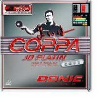 Donic Coppa JO Platin Soft Rubber