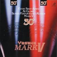 Yasaka Mark V 30 Degrees Rubber