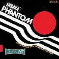 Yasaka Phantom 007 P/Out Rubber