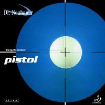 Dr Neubauer Pistol P/Out Rubber