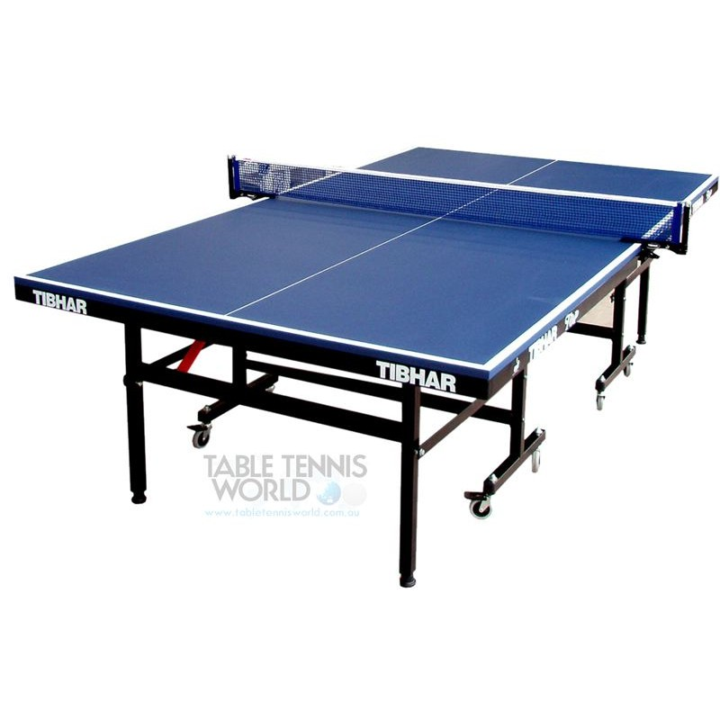 Table tennis tables indoor tibhar germany top 25mm - Classement individuel tennis de table ...