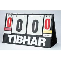 Tibhar Timeout Score Board