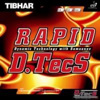 Tibhar Rapid D.TecS Rubber