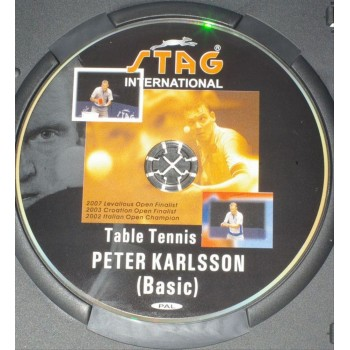 Stag Training DVD by World Champion Peter Karlsson